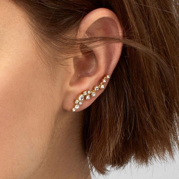 BaubleBar Jewelry - BAUBLEBAR | Farah Ear Crawlers